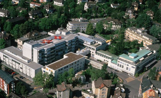 University Children's Hospital Zurich largest pediatric centre for many services including heart problems