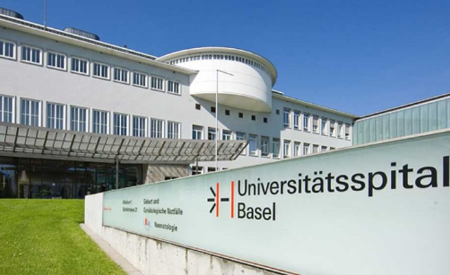 University Hospital Basel oncological, urology, heart centre and orthopaedic and traumatologic surgery
